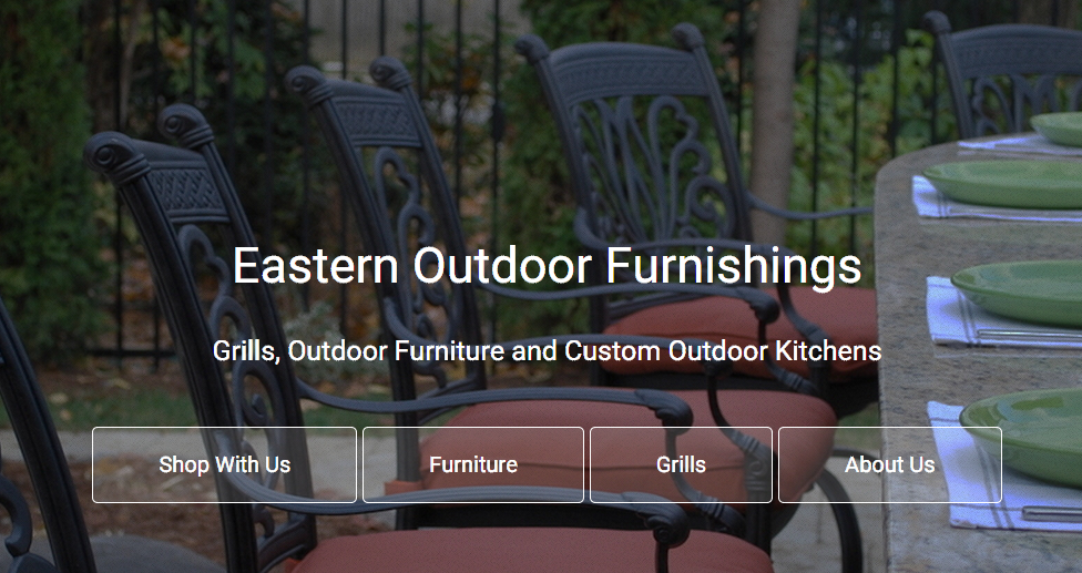 Local Business Partner Spotlight – Eastern Outdoor Furnishings – Totowa, NJ